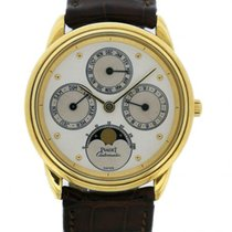 Piaget Gouverneur Yellow gold