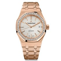 Audemars Piguet Royal Oak Lady Selfwinding Rose Gold Diamond-S...