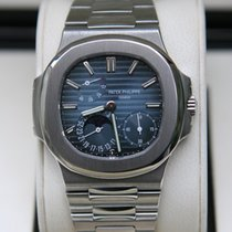 Patek Philippe Nautilus oon Phases Box and Paper