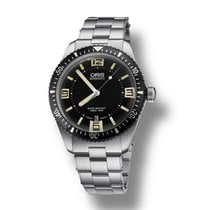 Oris Divers Sixty Five 01 733 7707 4064-07 8 20 18 new