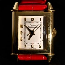 Girard Perregaux Vintage 1945 Or rose 23mm Blanc Arabes