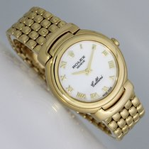 Rolex Cellini mit Goldband