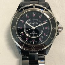 Chanel Ceramic Automatic pre-owned J12