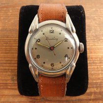 Breitling Rare WW2 model ref. 124 from 1940s