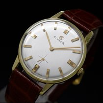 Cyma 60s Vintage Mechanical Goldplated NOS New Old Stock 701