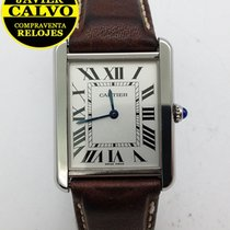 Cartier 2715 Stal Tank Solo 27mm