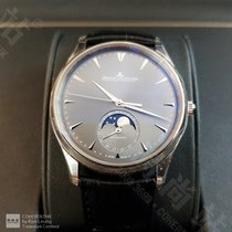 Jaeger-LeCoultre Master Ultra Thin Moon White gold 39mm Grey No numerals