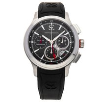 Schwarz Etienne Olympia GMT Chronograph WOL10AI02SS03AAA