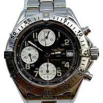 Breitling Colt Chronograph 42mm Automatic with Rare Long Bracelet