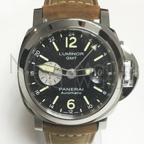 Panerai Luminor GMT Automatic nuevo 44mm Acero