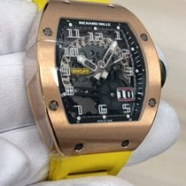 Richard Mille RM 029 Roségoud 39.70mm Doorzichtig Arabisch