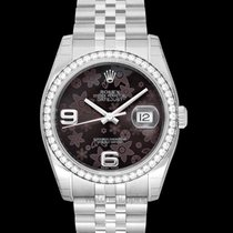 Rolex Lady-Datejust White gold Brown United States of America, California, San Mateo