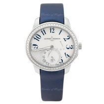Ulysse Nardin Jade Steel 36mm Mother of pearl