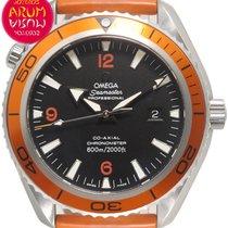 Omega Seamaster Planet Ocean Acero 45,5mm Negro España, Madrid