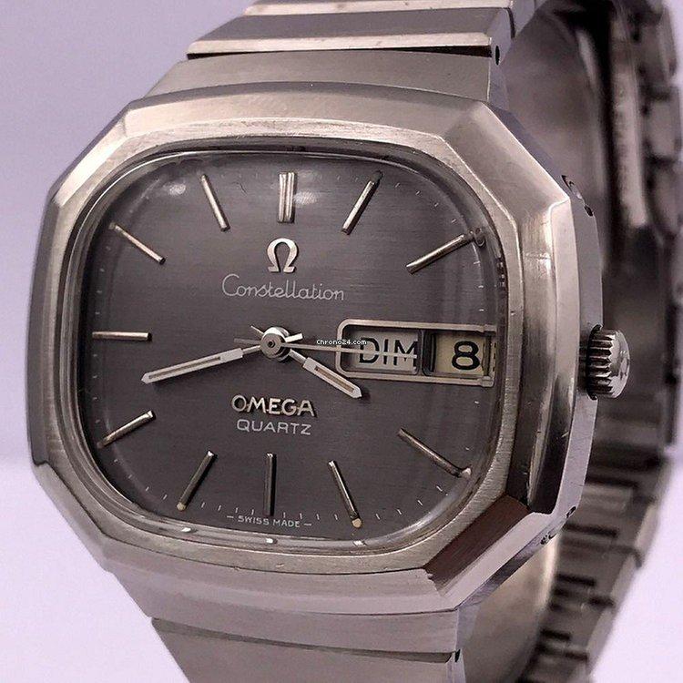 Omega 1975 Vintage Constellation Quartz Calibre1310 Ref 196 0064 7031