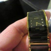 Rado Reloj de dama 20mm Cuarzo usados Reloj con estuche y documentos originales 2015