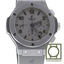 Hublot Tantalum Automatic Grey Arabic numerals 44mm pre-owned Big Bang 44 mm