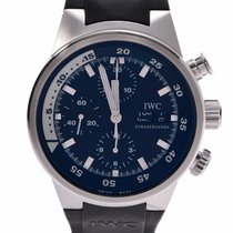 IWC Steel 40mm Automatic IW371933 pre-owned