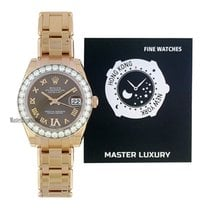 Rolex Pearlmaster new 2019 Automatic Watch with original box and original papers 81285