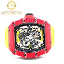 Richard Mille Carbon 44.50mm Automatic RM 35-02 new