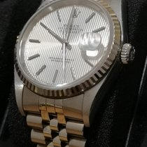 Rolex Datejust Steel 36mm Silver No numerals Malaysia, Puchong