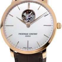 Frederique Constant Slimline Heart Beat Automatic 312V4S4 new