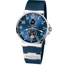 Ulysse Nardin Marine Chronometer 41mm 263-66-3/623 подержанные