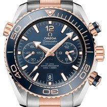 Omega Seamaster Planet Ocean Chronograph 215.20.46.51.03.001 2020 nouveau