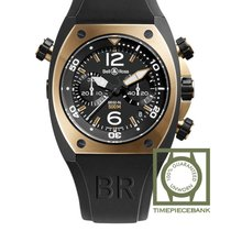 Bell & Ross BR 02 Steel 44mm Black Arabic numerals