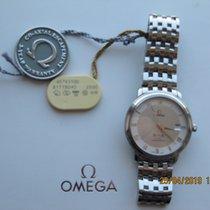 Omega De Ville новые 2012 Автоподзавод Часы с оригинальными документами и коробкой 4574.31.00