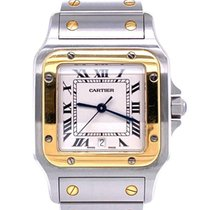 Cartier Santos Galbée Does pre-owned