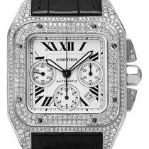Cartier Santos 100 W20090X8 2740 2012 подержанные