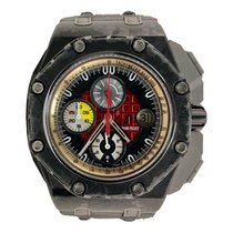 Audemars Piguet Royal Oak Offshore Grand Prix Carbon 44mm Red No numerals