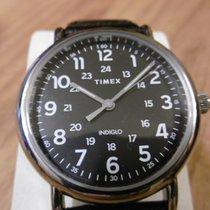 Timex Acier 40mm Quartz nouveau