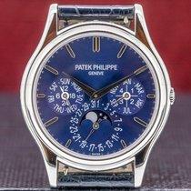 Patek Philippe Платина 37.2mm Автоподзавод 5140P-001 подержанные