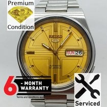 Seiko 5 MS 7S26-3130-0950 R2 A4 / 954154 1999 pre-owned