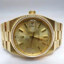 Rolex Day-Date Oysterquartz 19018 occasion