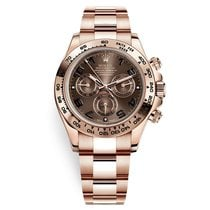 Rolex 116505 Rose gold 2019 Daytona 40mm new United States of America, New York, New York