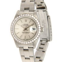 Rolex 69160 1990 Oyster Perpetual Lady Date 26mm pre-owned United States of America, Virginia, Vienna