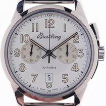 Breitling Transocean Chronograph 1915 A1411 12 / G799 2015 new