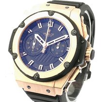 Hublot 715.PX.1128.RX Gold King Power Foudroyante Chronograph...