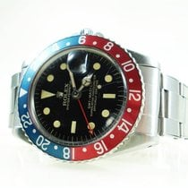 Rolex GMT-Master 1675 PCG UNDERLINE ALL RED small hand 1964 RARE