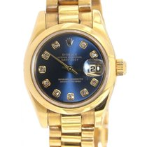 Rolex Datejust 26 Lady 179168 Yellow Gold, 26mm