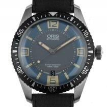 Oris Divers Sixty Five 01 733 7707 4065-07 4 20 18 new