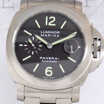 Panerai Luminor Marina Titan PAM 00296 Limited 44mm 296 B+P