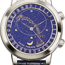 Patek Philippe Celestial new 2012 Automatic Watch with original box 6102P-001