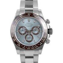 Rolex Men's Platinum Rolex Daytona Watch 116506