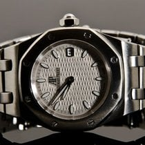Audemars Piguet Royal Oak Silver Dial - Ladies - 2000-2010