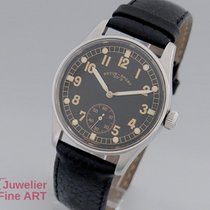 Revue Thommen Steel 35mm Manual winding 8210001 pre-owned