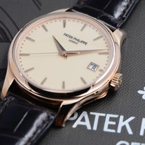 Patek Philippe Calatrava Rose gold 39mm Champagne No numerals United States of America, Texas, Houston
